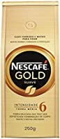 Café Torrado e Moído, Nescafé, Gold Suave, 250g