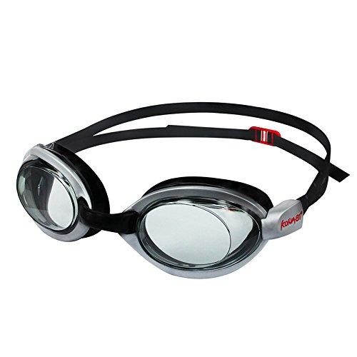 Barracuda KONA81 K514 - optische zwembril met gezichtssterkte (diverse tussen -1,5 tot - 8,0) voor dames en heren, 100% uv-bescherming, anti-condenscoating, waterdicht, 51495