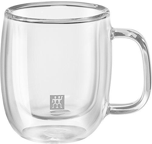Zwilling® Sorrento Plus 2-TLG. Espresso-Set mit Henkel, 134 ml