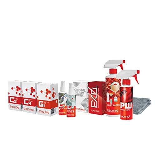 Gtechniq Total Surface Protection Kit TSP CSL EXO V3 C4 C5 C6 G1 L1 I1