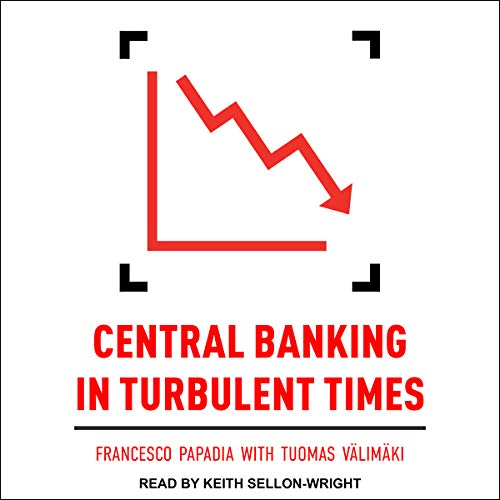 Central Banking in Turbulent Times cover art