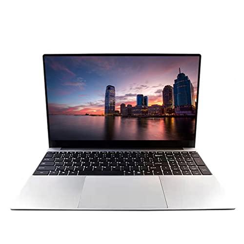 15,6 Zoll Laptop Notebook, Intel M-5Y51 Quad Core CPU, Basis 1,1 GHz Bis zu 2,6 GHz, 8 GB DDR3 256 GB SSD, Bluetooth 4.0, WLAN, Windows 10 Pro, 1920 × 1080 IPS Display, Langfristige Akkulaufzeit