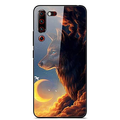 HUAYIJIE YLBL Case For Lenovo Z6 pro Phone Case Cover 5