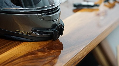 GoProと互換性のあるMotoRadds 製バイクヘルメット顎マウント [並行輸入品]