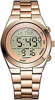 Digital Watches - Muslim Azan Watch Prayer Wriste WristWatch High Elegant Muslim Products Gifts Electronic Watch