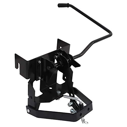 """ELITEWILL Garden Tractor Sleeve Hitch Attachment Rear-Mounted Fit for Husqvarna 585607901 Craftsman Tractors with 22"""" & 23"""" Tires."""