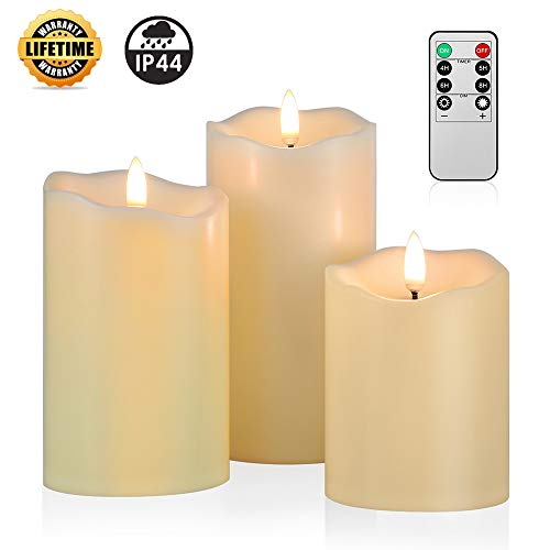 extra bright flameless candles - 9