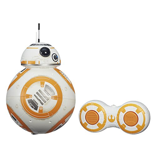 Star Wars The Force Awakens RC BB-8 Toy