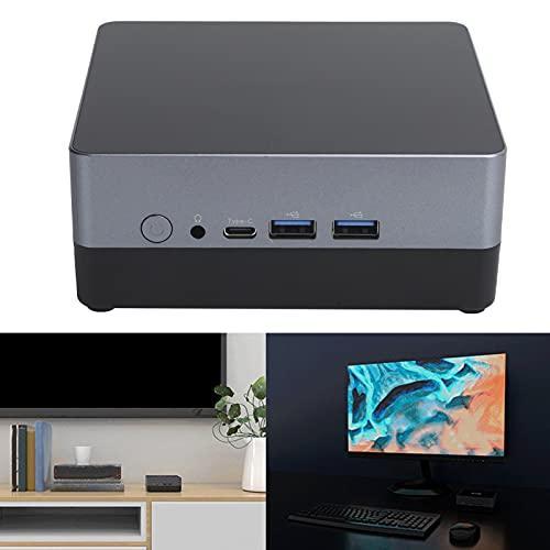 Wosune Mini PC, Micro PC 2.3Ghz para Dispositivo de Juegos para Office para Herramienta de Oficina móvil(Transl)