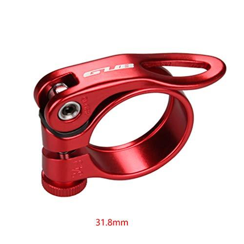 TE379-29,8 Tija sillin BTT Aluminio plata KALLOY UNO