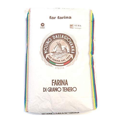 MANITOBA Farine 25 Kg - Molino DALLAGIOVANNA