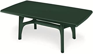 Amazon.fr : table de jardin plastique - Vert