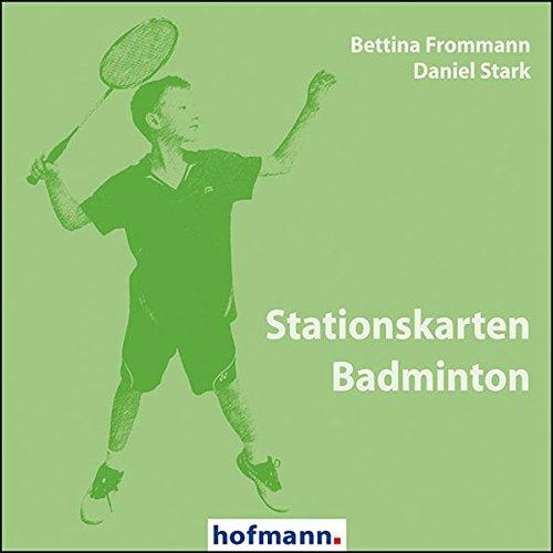 Stationskarten Badminton (Arbeits- und Stationskarten)
