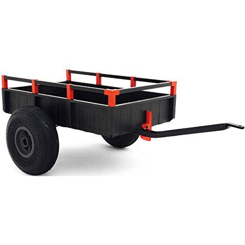 Super remorque BERG pour Kart a pedales