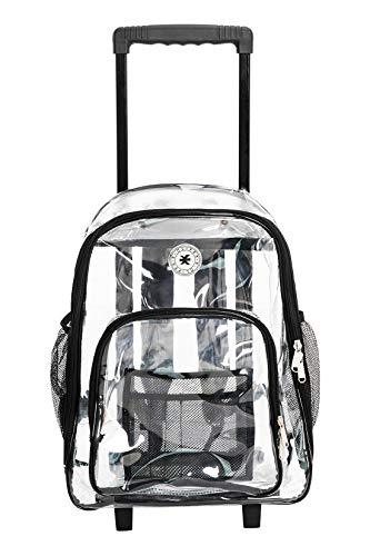 Best heavy duty rolling backpacks