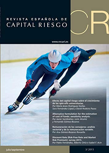 Revista Española de Capital Riesgo 3T.2015: 3Q.2015 Spanish Journal of Private Equity & Venture Capital (Spanish Edition)