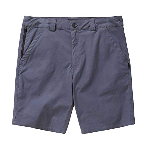 O'NEILL Men's Water Resistant Hybrid Stretch Walk Short, 19 Inch Outseam | Mid-Length Short |