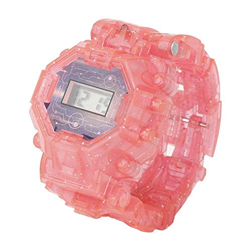 Germerse Juguetes transformados, Reloj para niños, Reloj electrónico, deformación, Juguete, deformación, Reloj de Pulsera para niños, niños(Red)