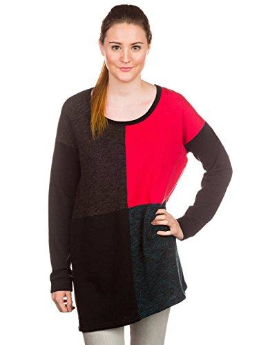 Nikita Damen Mosley Crew Sweater, Damen, Multi Color Block, Large