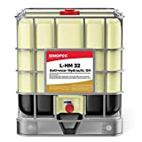 Sinopec AW 32 Hydraulic Oil Fluid (ISO VG 32, SAE 10W) - 275 Gallon IBC Tote (1)