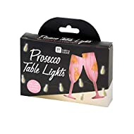 Talking Tables Prosecco Table String Lights LED 10ft for Parties, Weddings and Christmas,