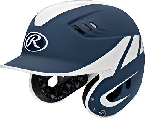 RAWLINGS Sporting Goods Senior Baseball R16Away Größe Helm, Navy