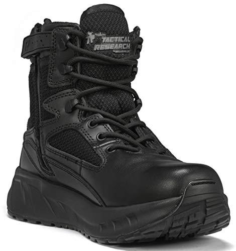 TACTICAL RESEARCH TR Men's MAXX6Z Maximalist Tactical Boot, Black - 8 R