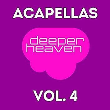 Deeper Heaven Acapellas, Vol. 4