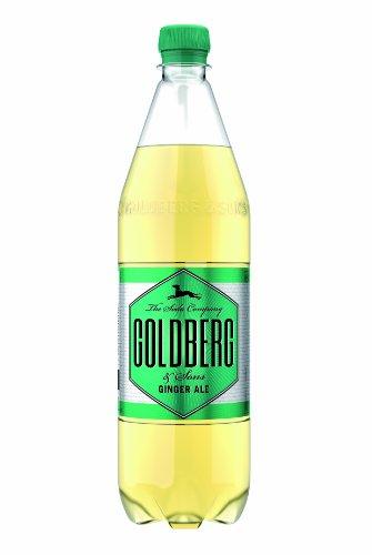 Goldberg Ginger Ale 12 x 1 Liter