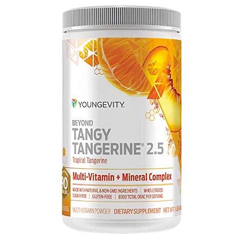 Youngevity Beyond Tangy Tangerine 2.5 Tropical Tangerine Multi-Vitamin...