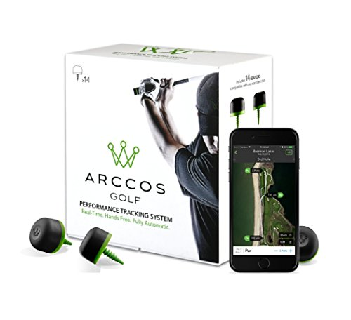Buy Discount Arccos Golf GPS Shot Tracker
