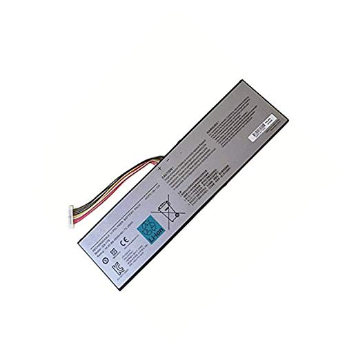 AASGX-17S Laptop Battery Compatible with GIGABYTE AORUS X3 X3 Plus V3 X7 X7 V2 X3 Plus V5 X5S 14.8V 73.26wh 4950mAh notebook