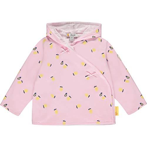 Steiff Baby-Mädchen Sweatjacke, PINK LADY, 080