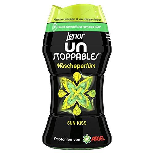 Lenor Wäscheparfüm, Wäscheduft, Unstoppables Wäscheparfüm, Sun Kiss, 10 Waschladungen (140 g)