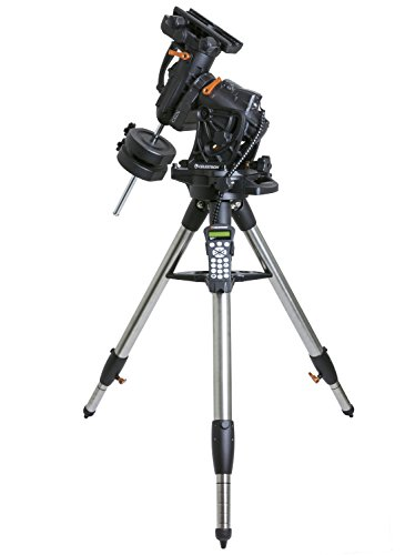 Celestron CGX Computerized German Equatorial Mount and...