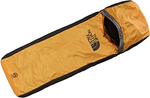 The North Face Assault Bivy Tiendas, Unisex, Dorado/Gris, Talla Única