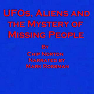 UFOs, Aliens and the Mystery of Missing People cover art
