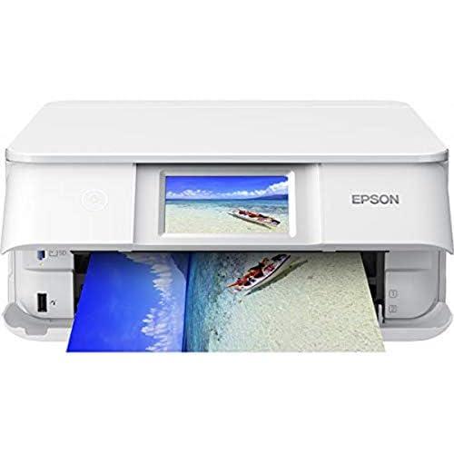 Epson Expression Photo XP-8605 Stampante multifunzione a getto d'inchiostro 3-in-1 (versione in lingua italiana non garantita) bianco 0