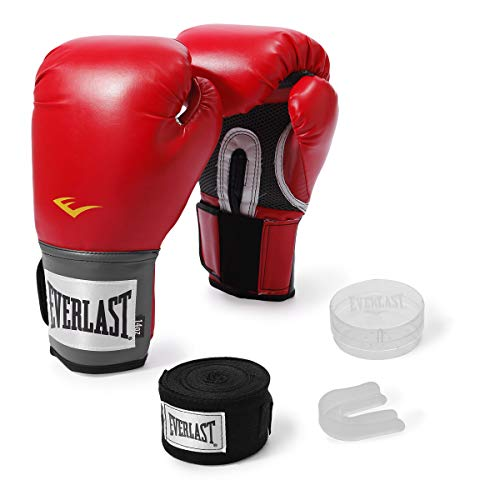 Everlast Training Kit Everlast Vermelho 14 Oz