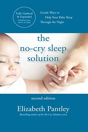 The No Cry Sleep Solution Second Edition product image