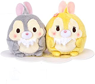 Disney Store jpan, Disney ufufy stuffed toy (mini) Miss Bunny & Thumper, TSUM TSUM plush