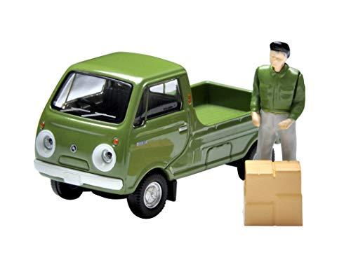トミカリミテッドヴィンテージ 1/64 LV-185a マツダ ポーターキャブ 一方開 73年式 緑 (メーカー初回受注限定生産) 完成品