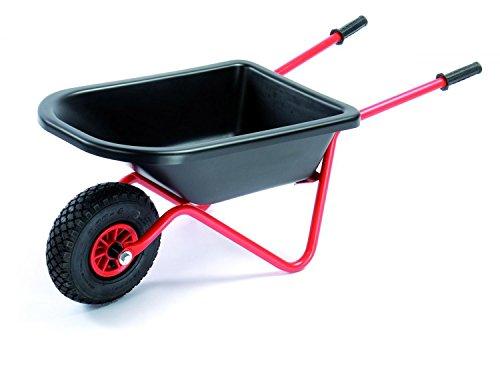Schubkarre für Kinder DINO CARS - Rot Schwarz