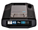 Escort IXC Laser Radar Detector - Extended Range, WiFi Connected Car Compatible, Auto Learn Protection, Voice Alerts, Multi Color Display, Model:0100039-1 (Renewed)