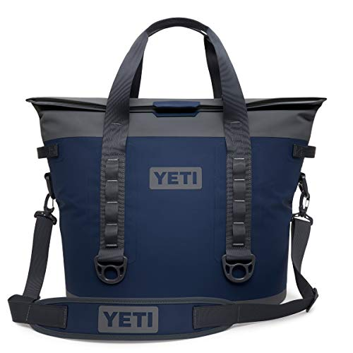 YETI Hopper M30 Portable Soft Cooler, Navy