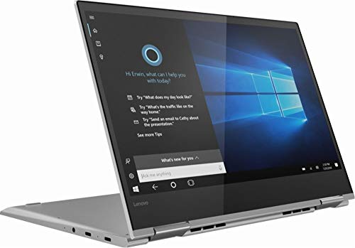 2019 Flagship Lenovo Yoga 730 13.3' Full HD IPS 2-in-1 Touchscreen Laptop/Tablet Intel Quad-Core i5-8250U 8GB DDR4 256GB PCIe NVMe SSD 802.11ac Backlit Keyboard Thunderbolt Fingerprint Reader Win 10