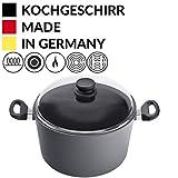 Hoffmann Induktions Schmortopf Made in Germany 28cm 8 Liter I