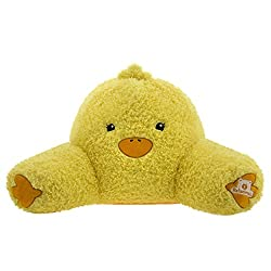 Yellow Relaximals Baby Chicken Kids Reading Pillow