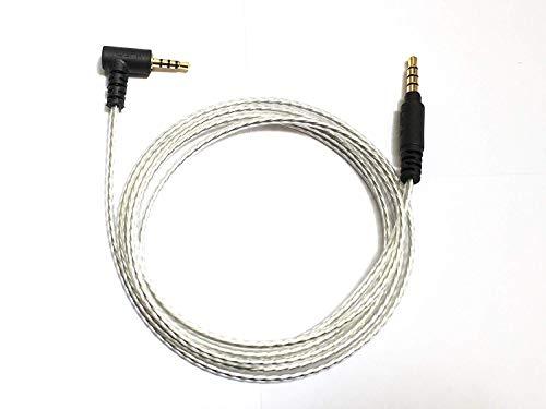 G&V 2.5mm 4極 SONY MDR-1A, MDR-1ABP, H.ear on 2対応 バランスケーブル 1.2m SN1A-2BA-SL