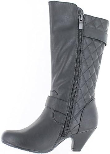 Children high heels shoes _image2